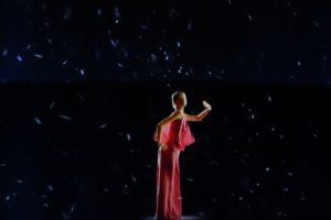 Massimo Dutti fashion show, Shanghai