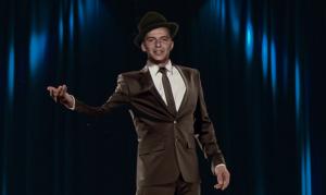 Frank Sinatra - Simon Cowell 50th